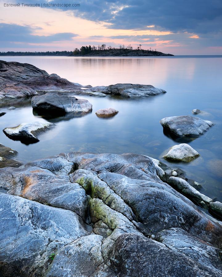 Линии в пейзажной фотографии