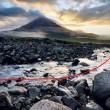 5 композиционных схем видового пейзажа